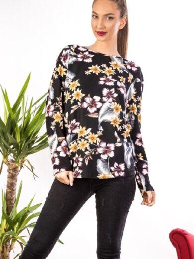 Bluza dama Flower Puff